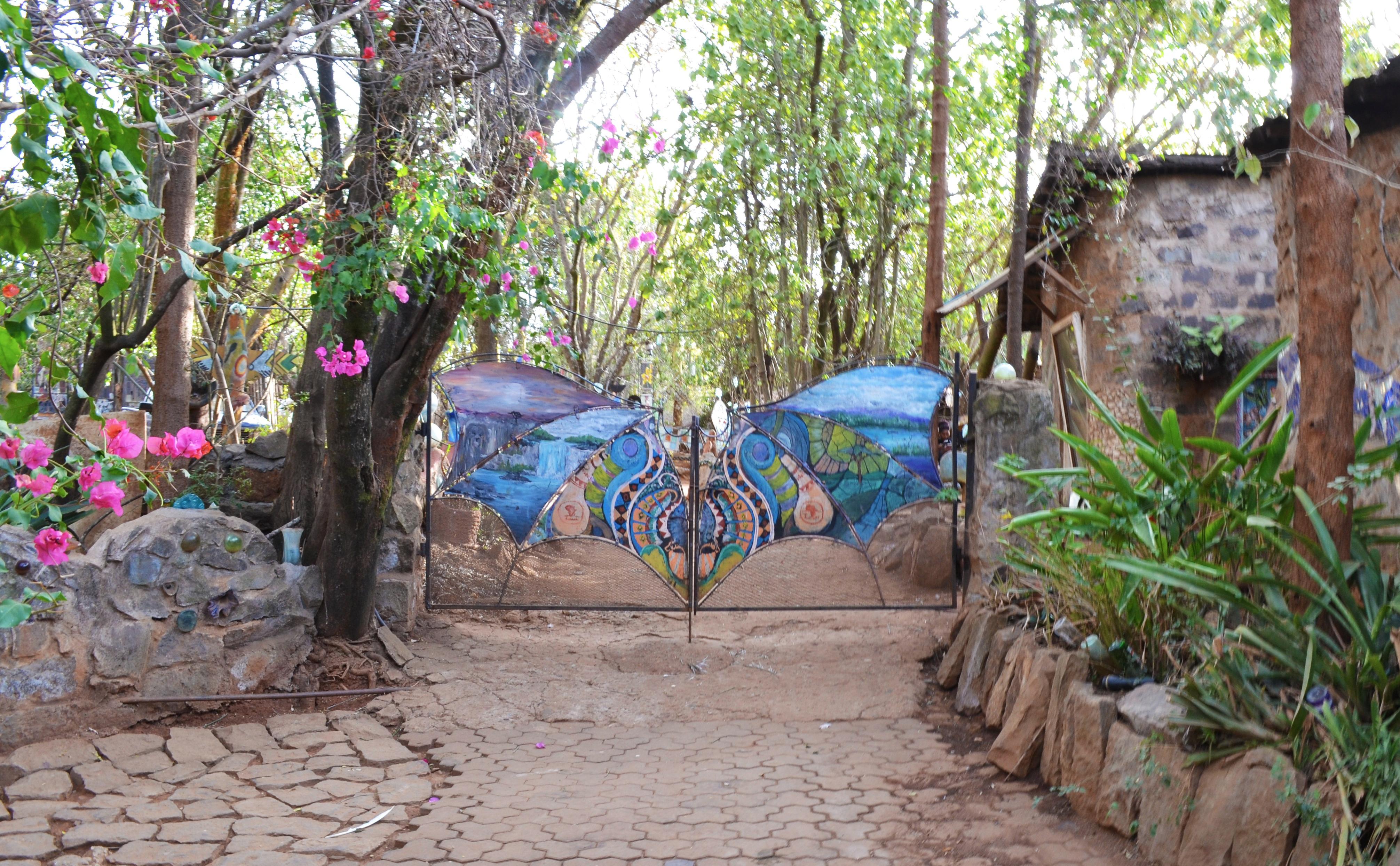 Kitengela gate