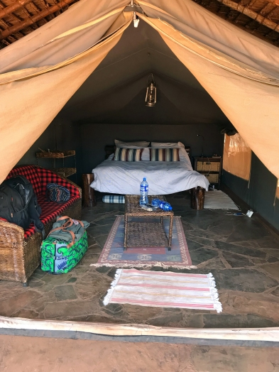 Tent option 1